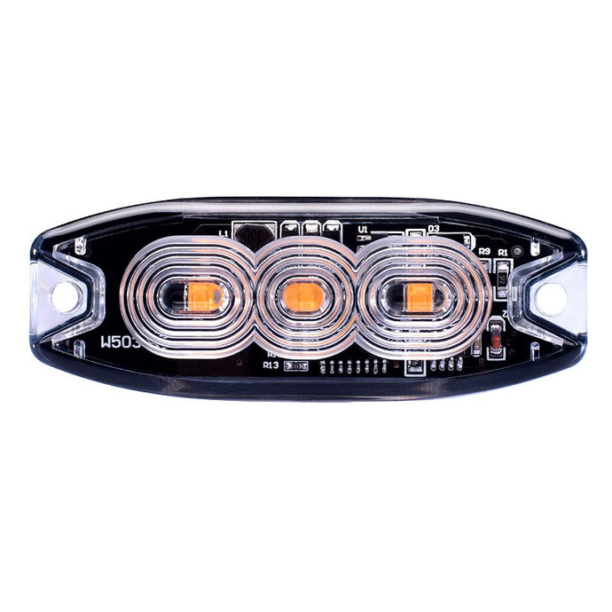 0036 Surface Mount LED Light/grill light Amber - AUTOMOTIVE LIGHTING SOLUTIONS LTD