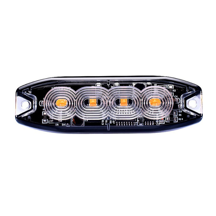 0037 Surface Mount LED Light/Grill Light Amber - AUTOMOTIVE LIGHTING SOLUTIONS LTD
