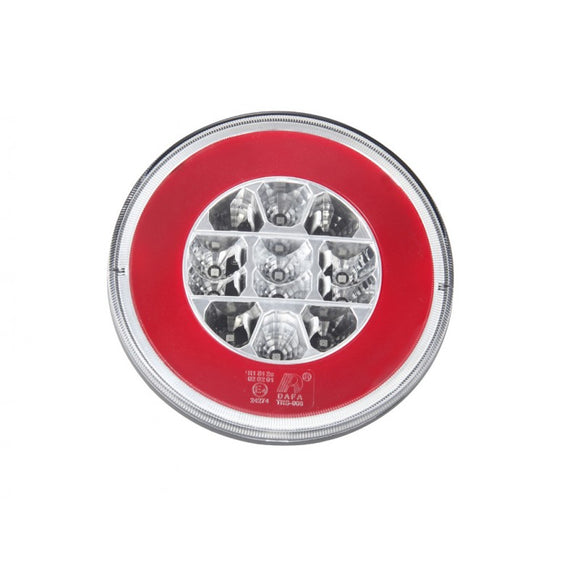 1848 Rear Combination Light Round Tail,Brake, Indicator - AUTOMOTIVE LIGHTING SOLUTIONS LTD