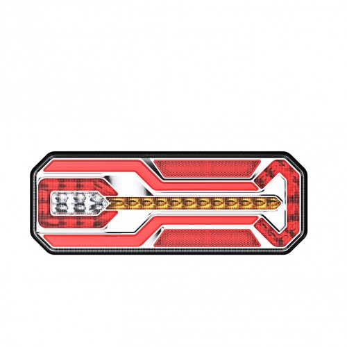 Rear LED Combination Lamp With Progressive Indicator 1949 - AUTOMOTIVE LIGHTING SOLUTIONS LTD