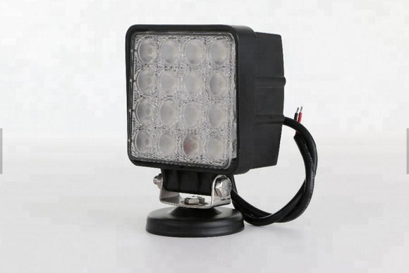 ALS 48W SQUARE WORK LIGHT - AUTOMOTIVE LIGHTING SOLUTIONS LTD