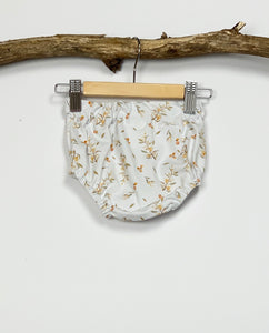 Golden Wattle Nappy Cover