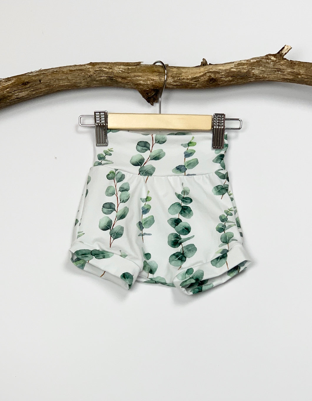 Eucalyptus Stretch Shorts