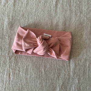Dusty Pink Headband