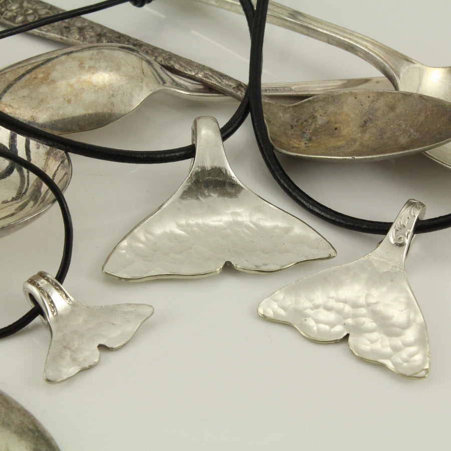 Whales Tail Pendants
