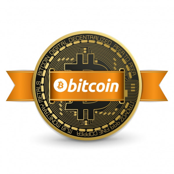 We Now Accept Crypto Currencies!