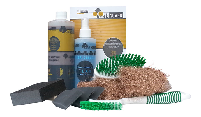 Teak Guard Finish Kit - 16 oz.