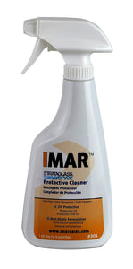 MyBoatStore Bundle Includes 16 Ounce Bottles of Imar #301 Strataglass Cleaner, 302 Polish, 401 Yacht Soap with 1 Microfiber Detailing Cloth (4 Total Items)