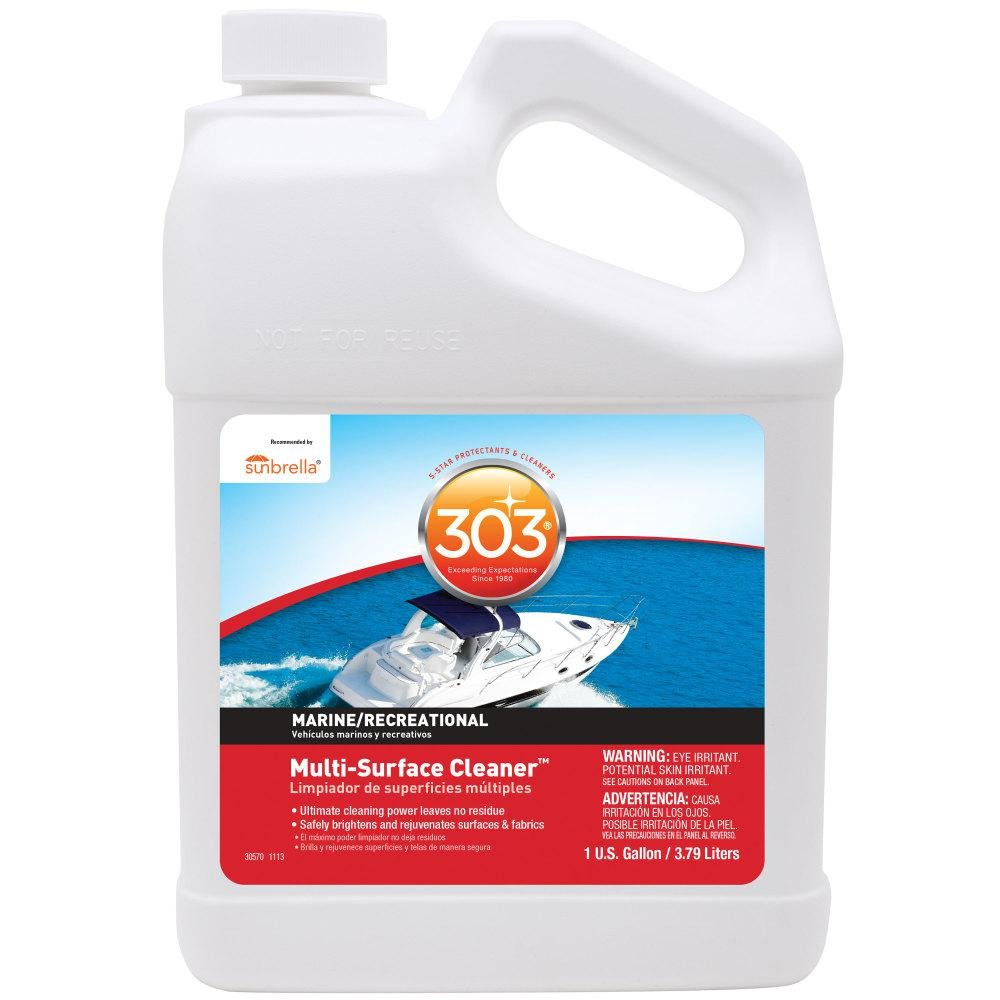 Marine Fabric Cleaner - 1 Gallon Refill