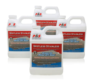 Spotless Stainless Rust Remover and Protectant - 1 Gallon