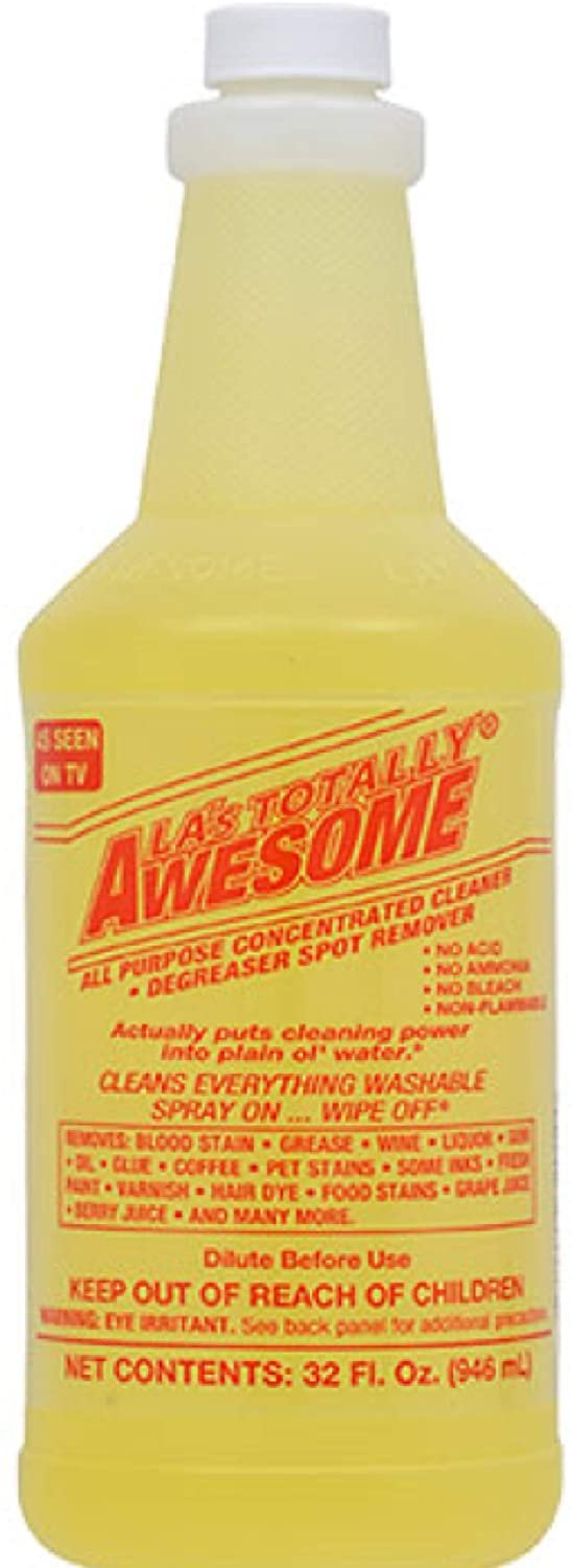 Totally Awesome Concentrated Cleaner - 32 Ounce (2 Pack)