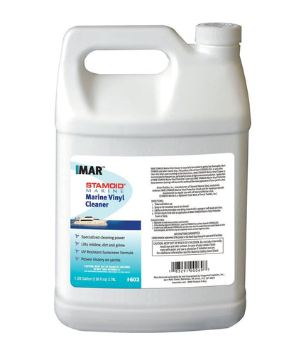 Stamoid Marine Vinyl Cleaner #603 - 1 Gallon