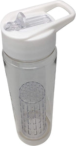 Aqua Marine Fruit Infusion Easy Clean Sports Bottle