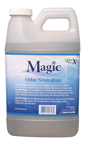 Odor Xit Magic Odor Neutralizer - 1/2 Gallon Refill