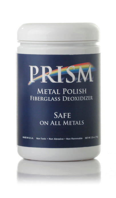 PRISM POLISH 32 Oz Plastic Jar