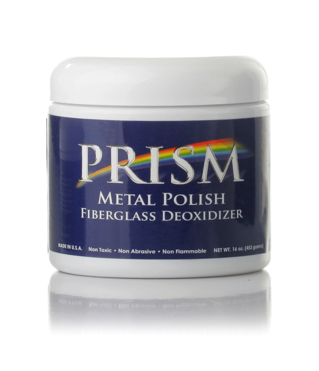 Prism Polish Metal Polish - 16 oz. Jar