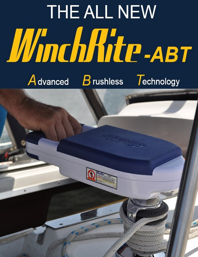 WinchRite Cordless Winch Handle with Advanced Brushless Technology