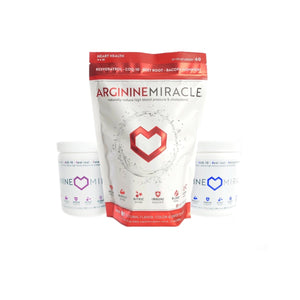 ARGININE MIRACLE® - 3pk Build-a-Box (Ships every 2 months) - ARGININE MIRACLE