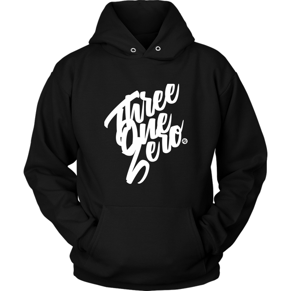 THREE ONE ZERO - HOODIE - True Story Clothing