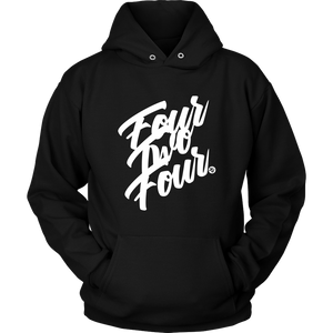 FOUR TWO FOUR - HOODIE - True Story Clothing