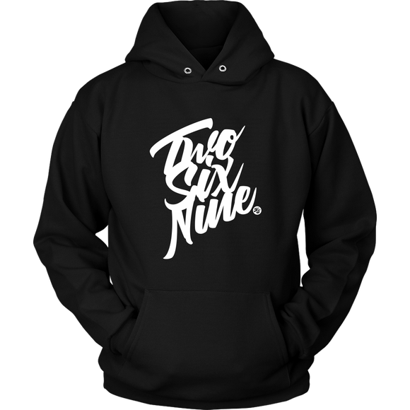 TWO SIX NINE -HOODIE - True Story Clothing