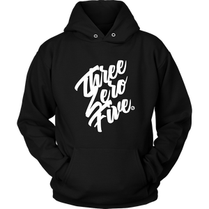 THREE ZERO FIVE - HOODIE - True Story Clothing