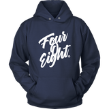 FOUR O EIGHT - HOODIE - True Story Clothing