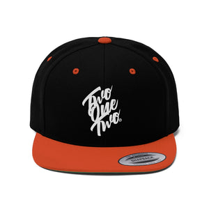 Two One Two -Unisex Flat Bill Hat - True Story Clothing