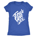 FOUR ONE SIX- WOMEN'S TEE - True Story Clothing