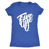 FIVE ONE O - WOMEN'S TEE - True Story Clothing