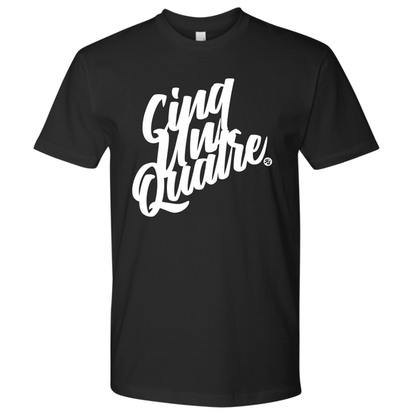 Cinq Un Quatre - MEN'S TEE - True Story Clothing