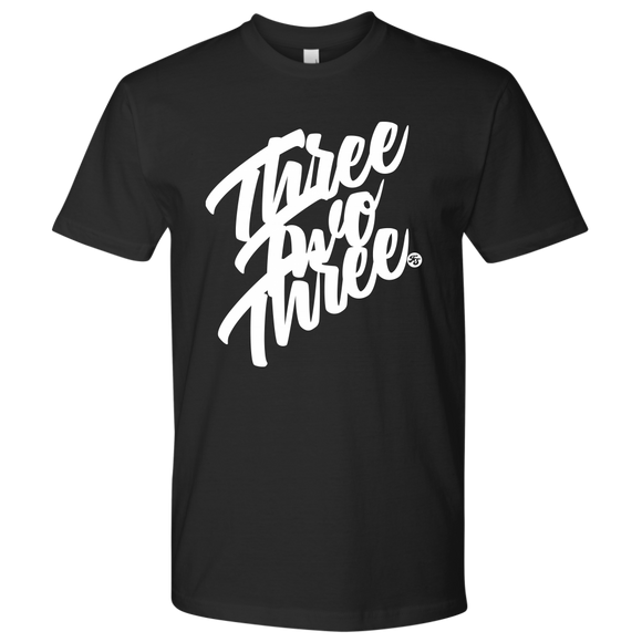 THREE TWO THREE - MEN'S TEE - True Story Clothing