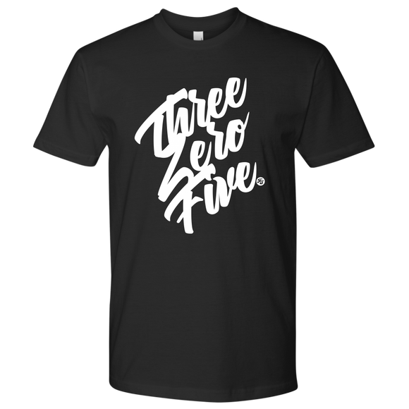 THREE ZERO FIVE - MEN'S TEE - True Story Clothing