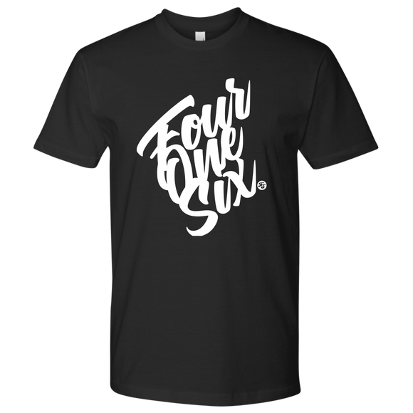 FOUR ONE SIX - MEN'S TEE - True Story Clothing