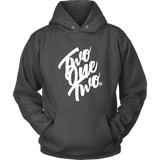 TWO ONE TWO - HOODIE - True Story Clothing