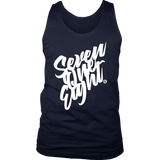 SEVEN ONE  EIGTHT - MEN'S TANK - True Story Clothing