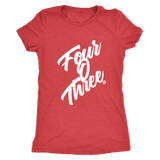 FOUR 0 THREE - WOMEN'S TEE - True Story Clothing