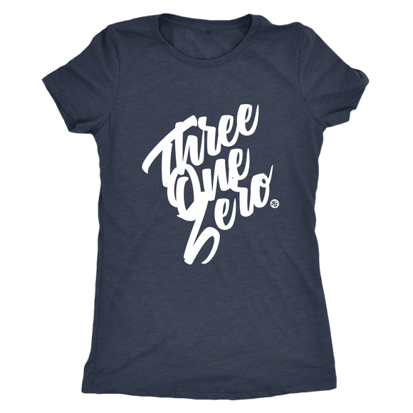 THREE ONE ZERO - WOMEN'S TEE - True Story Clothing