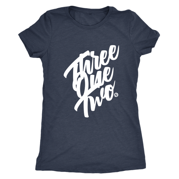 THREE ONE TWO - WOMEN'S TEE - True Story Clothing