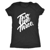 TWO ONE THREE - WOMEN'S TEE - True Story Clothing