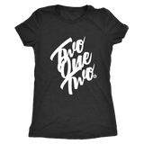 TWO ONE TWO - WOMEN'S TEE - True Story Clothing