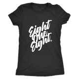 EIGHT ONE EIGHT - WOMEN'S TEE - True Story Clothing