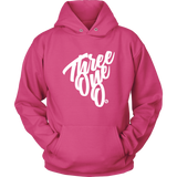 THREE ON O - HOODIE - True Story Clothing