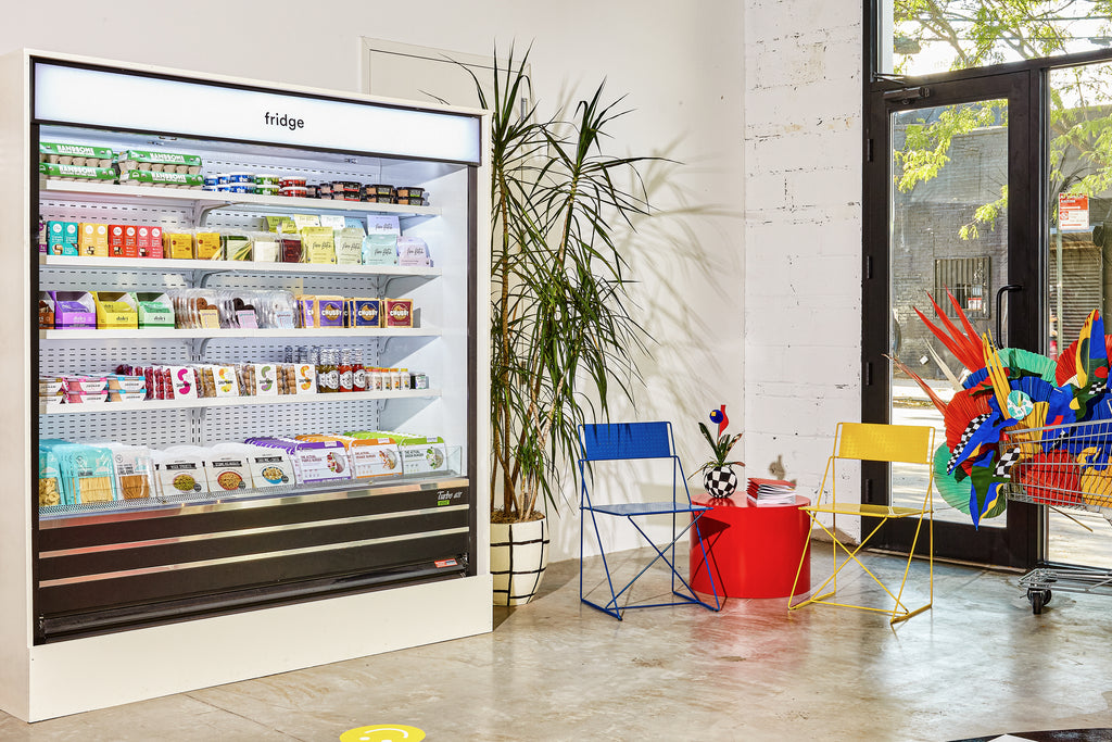 pop up grocer and dalci