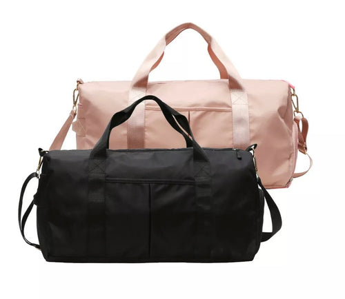 On The Go Gym Bag