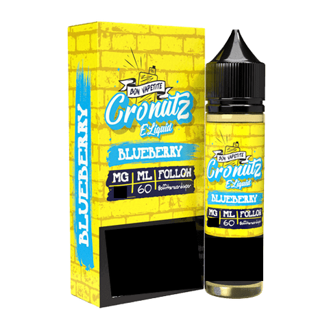 Cronutz E-liquids 60ml - Blueberry