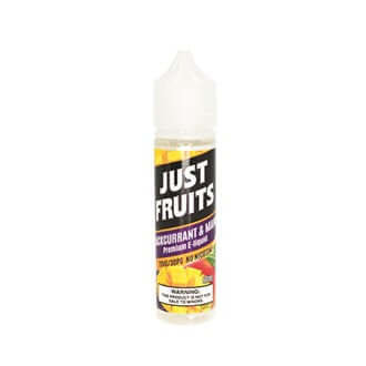 Just Fruits 60ml - Blackcurrant & Mango
