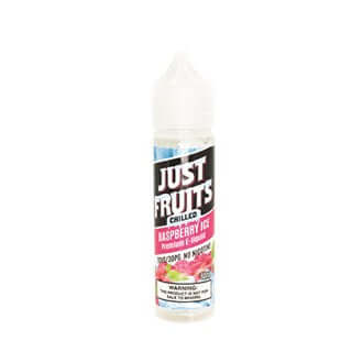 Just Fruits 60ml - Raspberry Ice