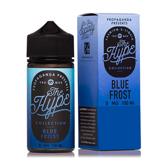The Hype 100ml BLUE FROST