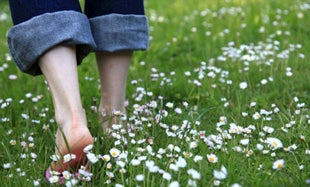 Earthing/Grounding can make us healthier